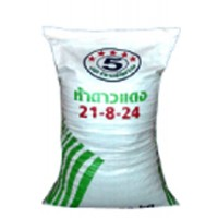 Chemical fertilizer 21-8-24