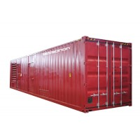 Cummins Containerized Genset