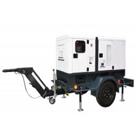 Trailer Type Gensets