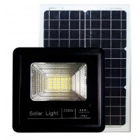 Solar LED Sport Light 200W