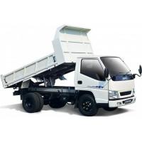 Light Truck 6 wheels (Dump)